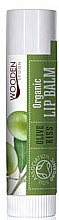 Parfumuri și produse cosmetice Balsam pentru buze - Wooden Spoon Lip Balm Olive Kiss