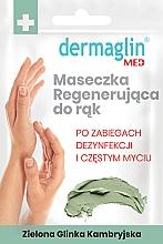 Parfumuri și produse cosmetice Mască regenerantă pentru mâini - Dermaglin