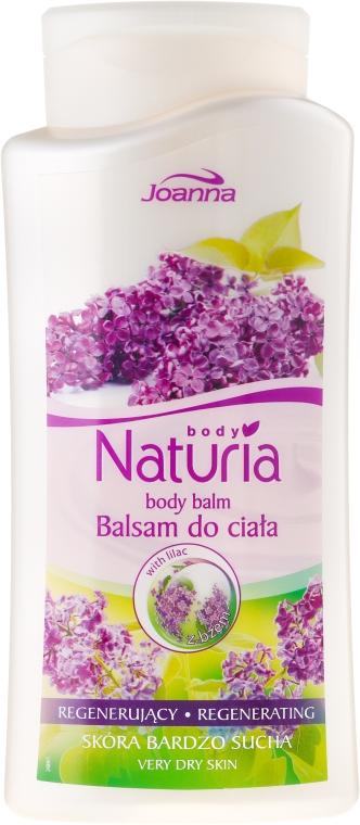 Balsam de corp cu extract de liliac - Joanna Naturia Body Balm