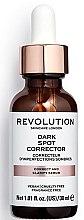 Ser corector pentru pete pigmentare - Revolution Skincare Dark Spot Corrector — Imagine N1