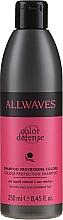 Parfumuri și produse cosmetice Șampon pentru păr vopsit - Allwaves Color Defense Colour Protection Shampoo
