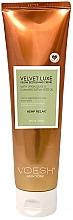 Parfumuri și produse cosmetice Cremă din cânepă cu efect calmant pentru mâini și corp - Voesh Velvet Lux Vegan Hand & Body Creme Hemp Relax