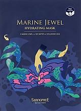 Parfumuri și produse cosmetice Mască hidratantă pentru față - Shangpree Marine Jewel Hydrating Mask