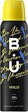 Parfumuri și produse cosmetice B.U. Wild - Deodorant