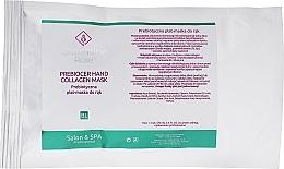 Parfumuri și produse cosmetice Mască prebiotică cu ceramide pentru mâini - Charmine Rose Prebiocer Hand Collagen Mask