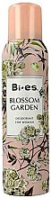 Parfumuri și produse cosmetice Bi-Es Blossom Garden - Deodorant