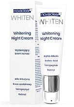 Parfumuri și produse cosmetice Cremă de noapte pentru față - Novaclear Whiten Whitening Night Cream
