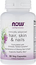 Supliment nutritiv - Now Foods Solutions Hair, Skin & Nails — Imagine N1