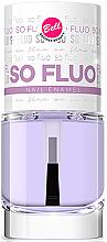 Parfumuri și produse cosmetice Fixator pentru unghii - Bell So Fluo Nail Enamel