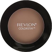 Pudră compactă rezistentă - Revlon Colorstay Finishing Pressed Powder — Imagine N1
