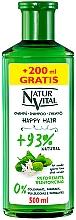 Parfumuri și produse cosmetice Șampon cu efect de întărire - Natur Vital Happy Hair Reinforcing Shampoo