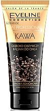 Parfumuri și produse cosmetice Balsam de corp cu cafea - Eveline Cosmetics Spa Professional