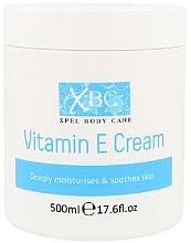 Parfumuri și produse cosmetice Cremă unt cu vitamina E pentru corp - Xpel Marketing Ltd Body Care Vitamin E Cream