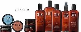 Șampon pentru păr cărunt - American Crew Classic Gray Shampoo — Imagine N2