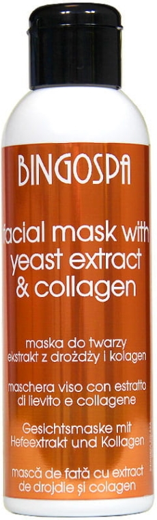 Mască pentru pielea grasă - BingoSpa