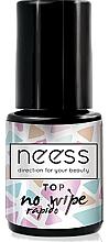 Parfumuri și produse cosmetice Fixator pentru lac-gel, fără strat lipicios - Neess Top No Wipe Rapido