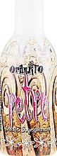 Parfumuri și produse cosmetice Lapte pentru bronz la solar - Oranjito Level 3 White Tea Retro