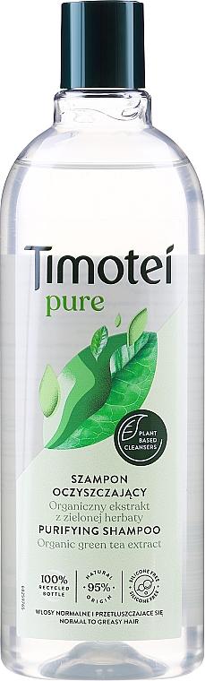 """Șampon """"Îngrijire delicată"""" - Timotei"""