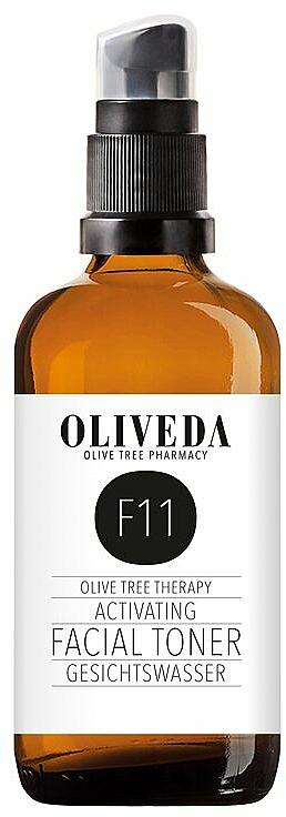 Toner pentru față - Oliveda F11 Activating Facial Toner — Imagine N1