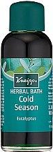 "Parfumuri și produse cosmetice Ulei de baie ""Eucalipt"" - Kneipp Eucalyptus Herbal Bath"
