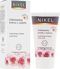 Parfumuri și produse cosmetice Cremă hidratantă cu extract de trandafir - Nikel Hydrating Cream with Rose