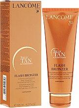 Parfumuri și produse cosmetice Autobronzant pentru corp - Lancome Flash Bronzer Body Gel