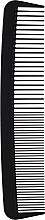 Parfumuri și produse cosmetice Perie de păr, neagră - Chicago Comb Co CHICA-6-CF Model № 6 Carbon Fiber