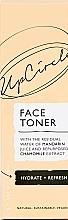 Parfumuri și produse cosmetice Toner hidratant pentru față - UpCircle Face Toner
