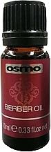 Parfumuri și produse cosmetice Styler cu uleiuri de avocado, nucă de cocos și argan - Osmo Berber Oil (mini)