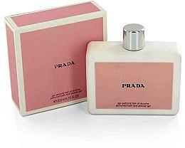 Parfumuri și produse cosmetice Prada Prada - Gel de duș