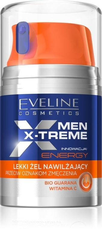 Gel anti-oboseală - Eveline Cosmetics Men X-Treme Energy — Imagine N1