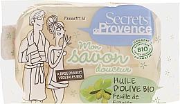 Parfumuri și produse cosmetice Săpun - Secrets De Provence My Soap Bar Olive Oil Fig Tree