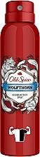 Set - Old Spice Wolfthorn (deo/spray/150ml + sh/gel/250ml) — Imagine N3