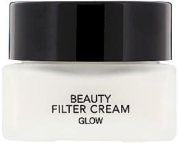 Parfumuri și produse cosmetice Cremă iluminatoare pentru față - Son & Park Beauty Filter Cream Glow
