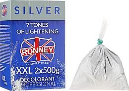 Parfumuri și produse cosmetice Pudră decolorantă, până la 7 tonuri - Ronney Professional Dust Free Bleaching Powder Classic