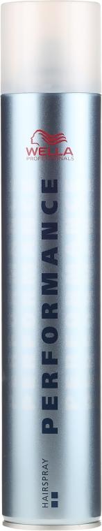 Lac fixativ extra puternic de păr - Wella Professionals Performance Hairspray