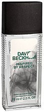 Parfumuri și produse cosmetice David Beckham Inspired by Respect - Deodorant