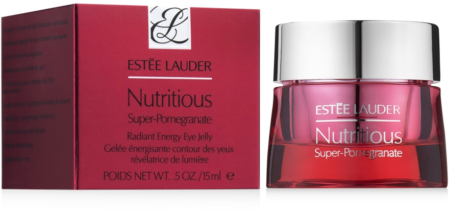 Balsam de corp - Estee Lauder Nutritious Super-Pomegranate Radiant Eye Jelly — Imagine N1