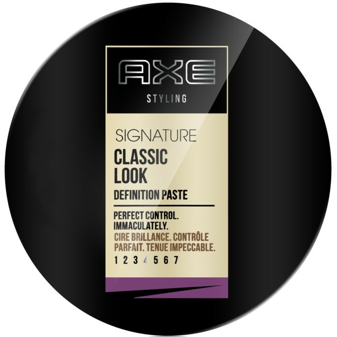 Pastă pentru styling - Axe Signature Classic Look Definition Wax — Imagine N1