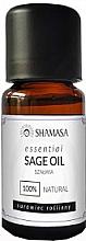 """Parfumuri și produse cosmetice Ulei esențial """"Salvie"""" - Shamasa"""