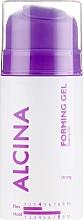 Parfumuri și produse cosmetice Gel de păr, fixare puternică - Alcina Strong Forming Gel