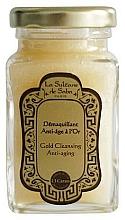 Parfumuri și produse cosmetice Gel demachiant pentru față - La Sultane De Saba Gold & Champagne 23-Carat Gold Gel Cleanser