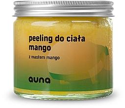 "Parfumuri și produse cosmetice Scrub pentru corp ""Mango"" - Auna Mango Body Scrub"