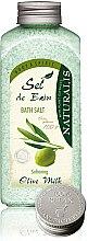 Parfumuri și produse cosmetice Sare de baie - Naturalis Sel de Bain Olive Milk Bath Salt