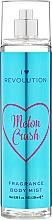 "Parfumuri și produse cosmetice Spray de corp ""Melon Crush"" - I Heart Revolution Body Mist Melon Crush"
