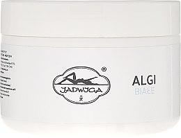 Mască alginată albă liniștitoare - Jadwiga Saipan Algi Biale — Imagine N1