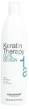 Parfumuri și produse cosmetice Fluid pentru păr - Alfaparf Keratin Therapy Curl Design Permanent Curling Fluid