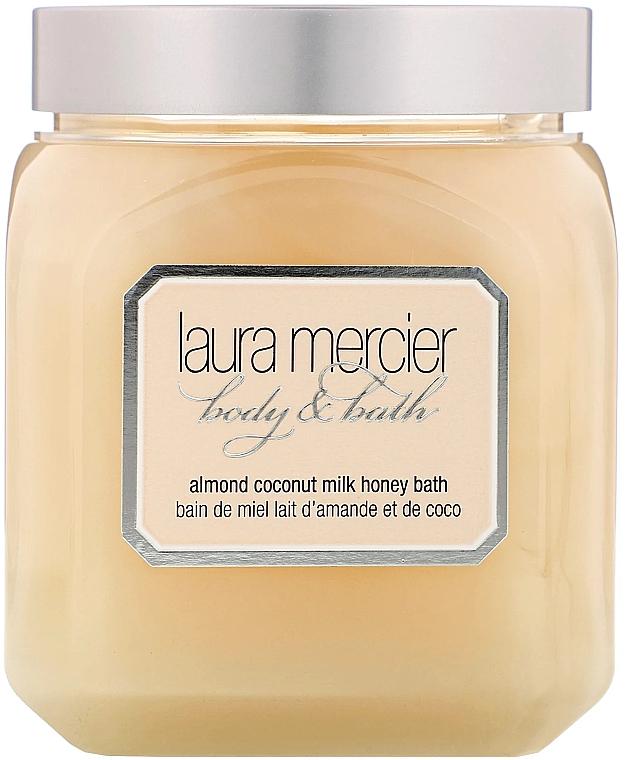 """Spumă de baie """"Lapte de migdale și nucă de cocos"""" - Laura Mercier Almond Coconut Milk Honey Bath — Imagine N1"""