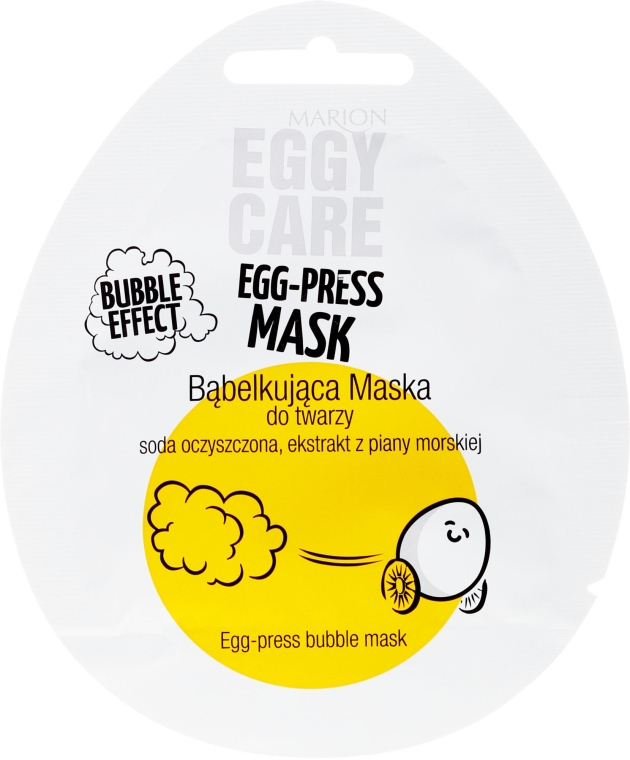 Mască de față - Marion Eggy Care Egg-Press Mask