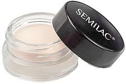 Parfumuri și produse cosmetice Bază pentru fard de pleoape - Semilac Eyeshadow Base Powder